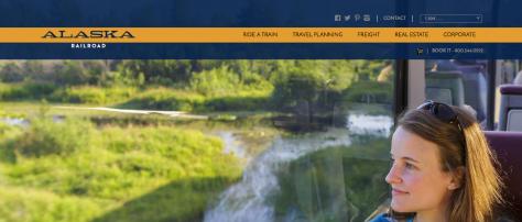 Alaska Railroad | Alaska Someday